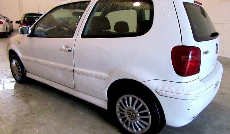 Volkswagen Polo 1.9 SDI Conceptline lleno