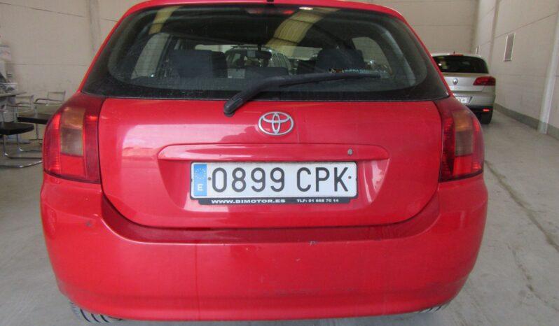 Toyota Corolla 2.0 D-4D Luna lleno