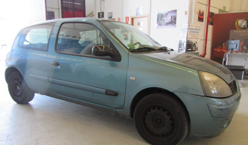 Renault Clio 1.2 Community lleno