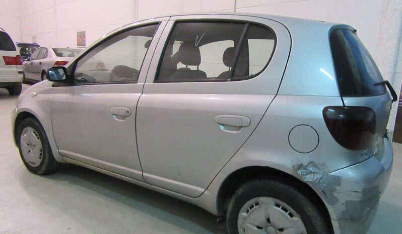 Toyota Yaris 1.4 D-4D Luna lleno