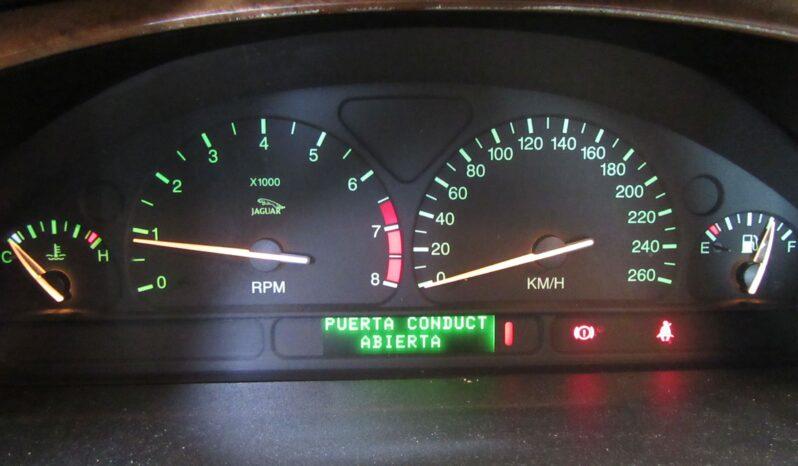 Jaguar S-TYPE 3.0 V6 lleno
