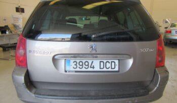 Peugeot 307 2.0 HDi SW lleno