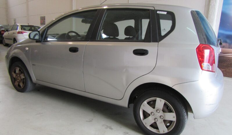 Chevrolet Kalos 1.2 SE lleno