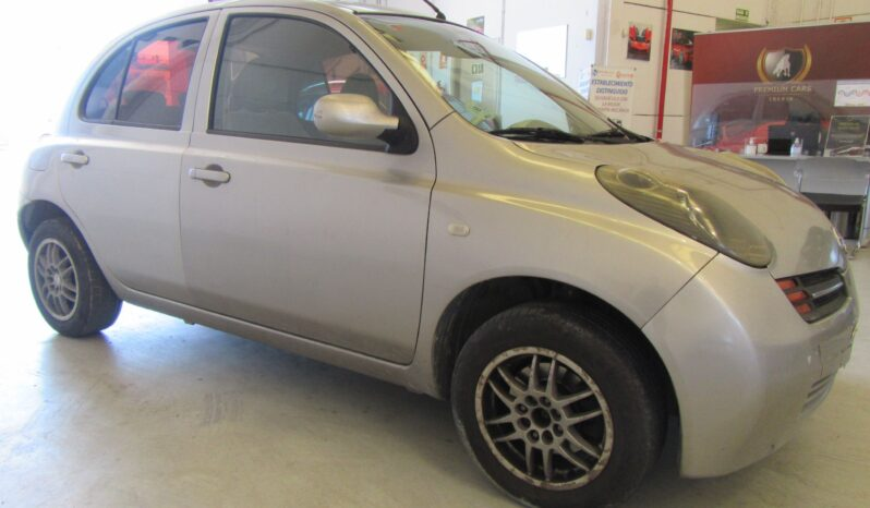 Nissan Micra 1.2 Visia Plus lleno