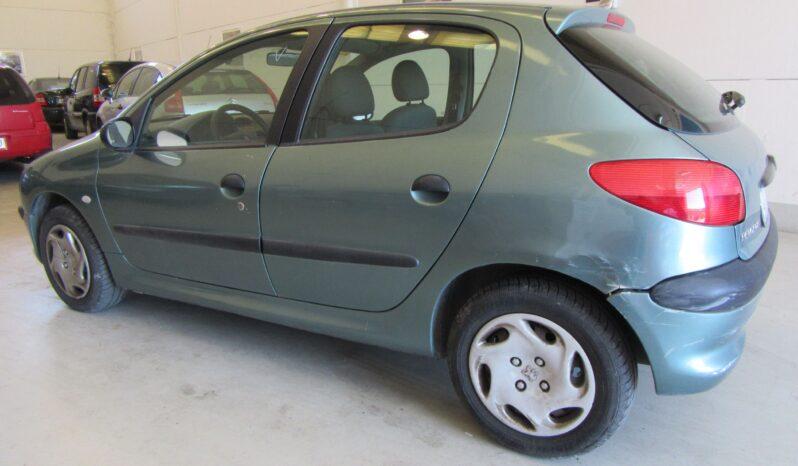 Peugeot 206 1.4 XR Présence lleno