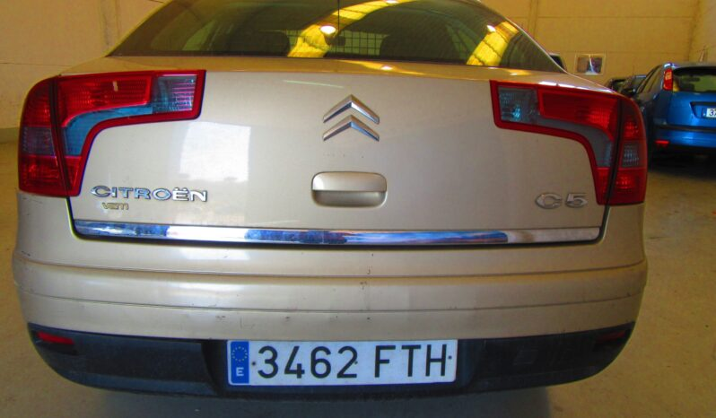 Citroen C5 1.6 HDi Collection lleno