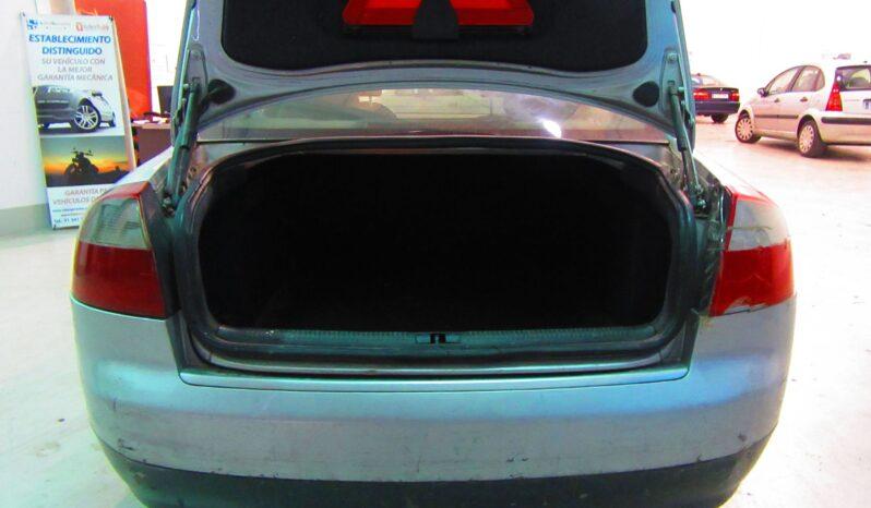 Audi A4 1.9 TDI lleno