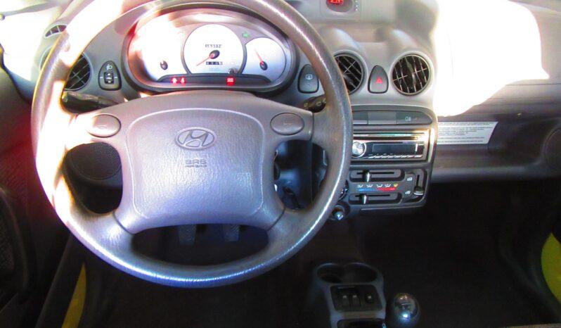Hyundai Atos 1.1 Comfort Version lleno