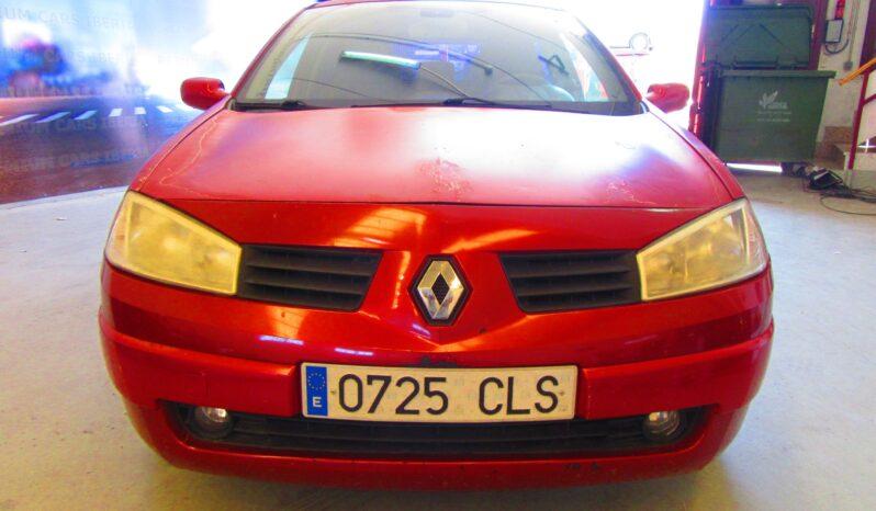 Renault Megane 1.6 Dynamique Confort lleno