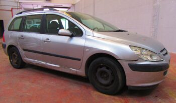 Peugeot 307 2.0 HDi Break Grand Filou Cool lleno