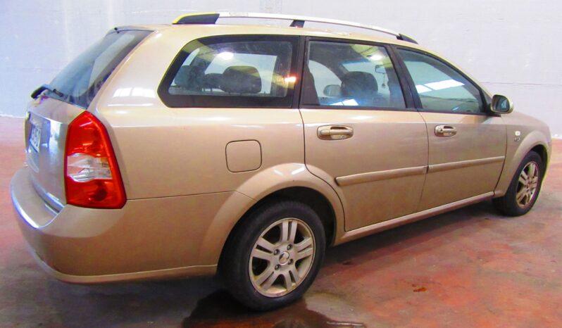 Chevrolet Nubira 1.8 CDX lleno