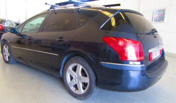 Peugeot 407 2.0 HDi ST Confort Pack lleno