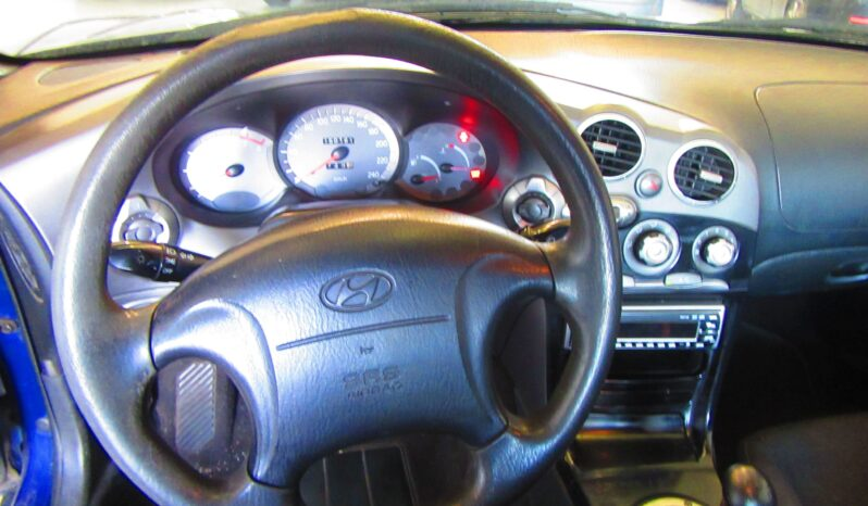 Hyundai Coupe 1.6 FX lleno