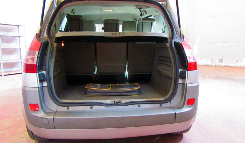 Renault Scenic 1.9 dCi Privilege Luxe lleno