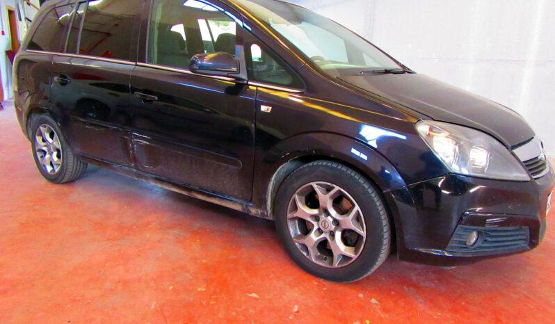 Opel Zafira 1.9 CDTI Cosmo lleno
