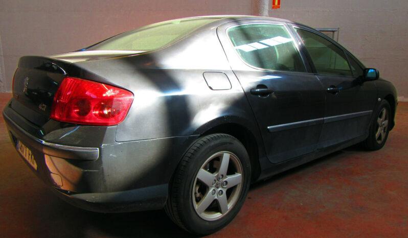 Peugeot 407 2.0 HDi ST Confort lleno